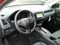 2016 HR-V EX-L Navi AWD Black Interior