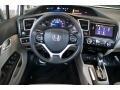 Beige Dashboard Photo for 2015 Honda Civic #105544680