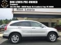 2011 Alabaster Silver Metallic Honda CR-V EX-L 4WD  photo #1