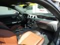 2015 Ford Mustang Dark Saddle Interior Interior Photo