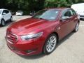Ruby Red Metallic 2015 Ford Taurus Gallery