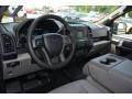 Medium Earth Gray Dashboard Photo for 2015 Ford F150 #105562344