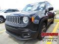 Black 2015 Jeep Renegade Latitude