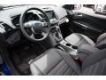 Charcoal Black Prime Interior Photo for 2016 Ford Escape #105593640