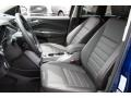Charcoal Black Front Seat Photo for 2016 Ford Escape #105593662