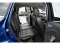 Charcoal Black Rear Seat Photo for 2016 Ford Escape #105593724