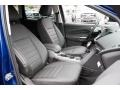 Charcoal Black Front Seat Photo for 2016 Ford Escape #105593745