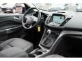 Charcoal Black Interior Photo for 2016 Ford Escape #105593769