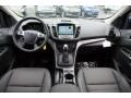 Charcoal Black Dashboard Photo for 2016 Ford Escape #105593790