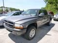 2002 Graphite Metallic Dodge Dakota Sport Quad Cab 4x4 #105609494