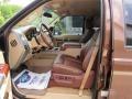 2012 Golden Bronze Metallic Ford F250 Super Duty King Ranch Crew Cab 4x4  photo #35