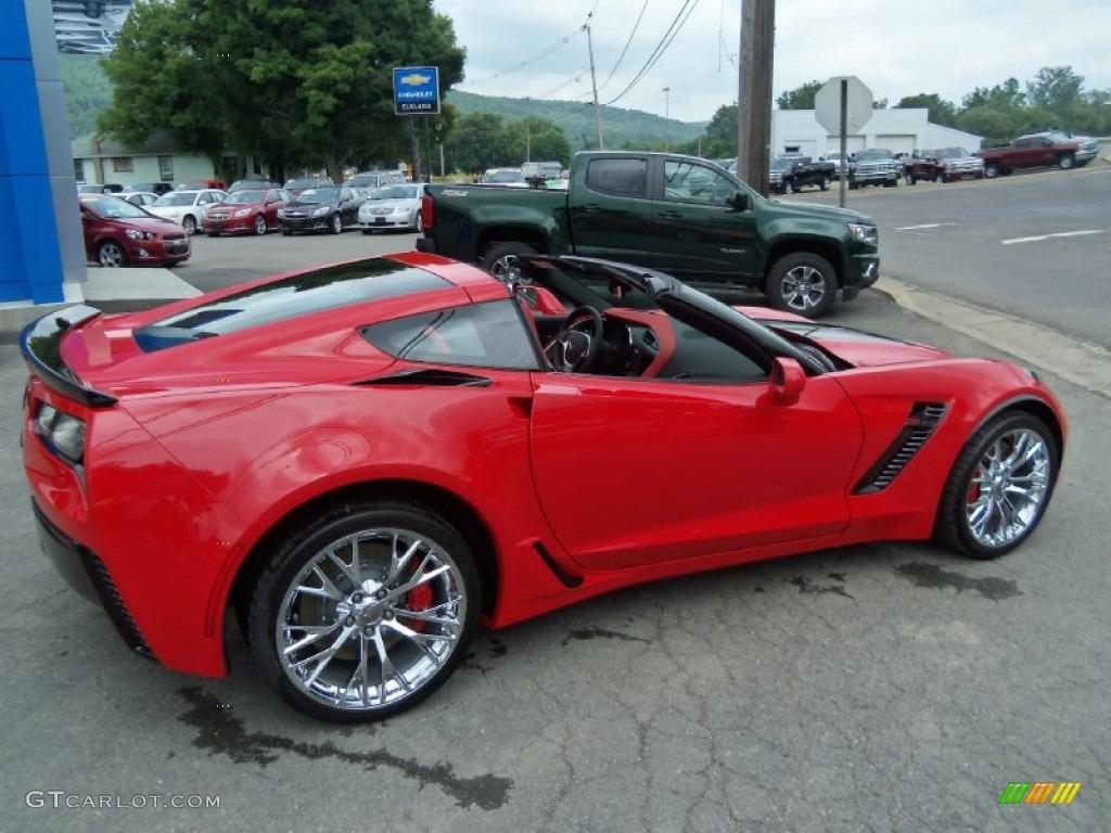 2016 Corvette Z06 Coupe Torch Red Adrenaline Photo 27