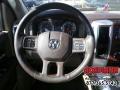 2012 Bright White Dodge Ram 1500 Laramie Crew Cab  photo #18