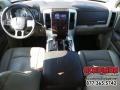 2012 Bright White Dodge Ram 1500 Laramie Crew Cab  photo #21