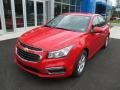 2016 Red Hot Chevrolet Cruze Limited LT  photo #10