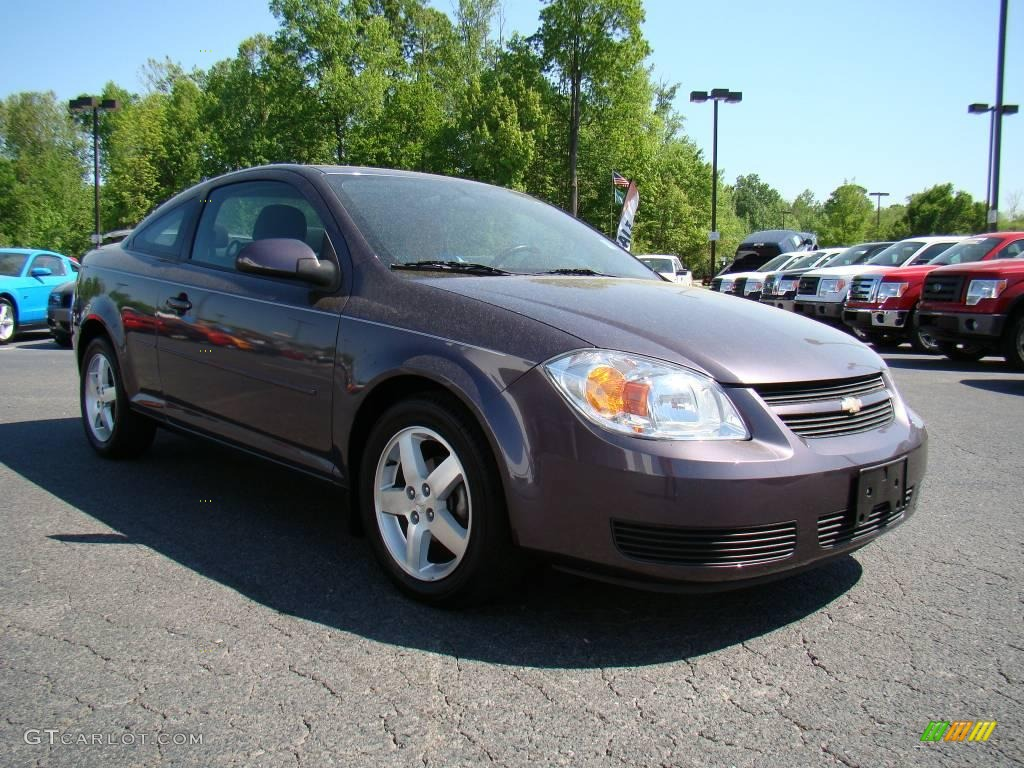 All Types cobalt 2006 : 2006 Majestic Amethyst Metallic Chevrolet Cobalt LT Coupe ...