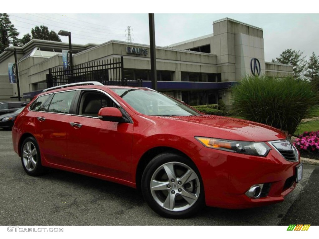 2014 milano red acura tsx sport wagon 105677313 photo 9 car color galleries. Black Bedroom Furniture Sets. Home Design Ideas