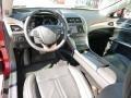 Charcoal Black 2014 Lincoln MKZ Interiors