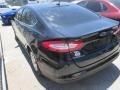 2013 Tuxedo Black Metallic Ford Fusion S  photo #5