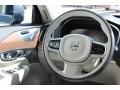 2016 XC90 T6 AWD Steering Wheel