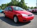 2005 Infra-Red Ford Focus ZX5 SE Hatchback  photo #1