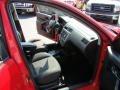 2005 Infra-Red Ford Focus ZX5 SE Hatchback  photo #12