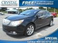 Carbon Black Metallic 2011 Buick LaCrosse CXS