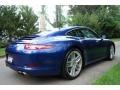 2012 Aqua Blue Metallic Porsche 911 Carrera S Coupe  photo #6