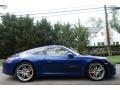 2012 Aqua Blue Metallic Porsche 911 Carrera S Coupe  photo #7