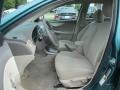 Bisque 2010 Toyota Corolla Interiors