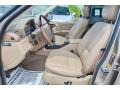 Front Seat of 2001 ML 430 4Matic