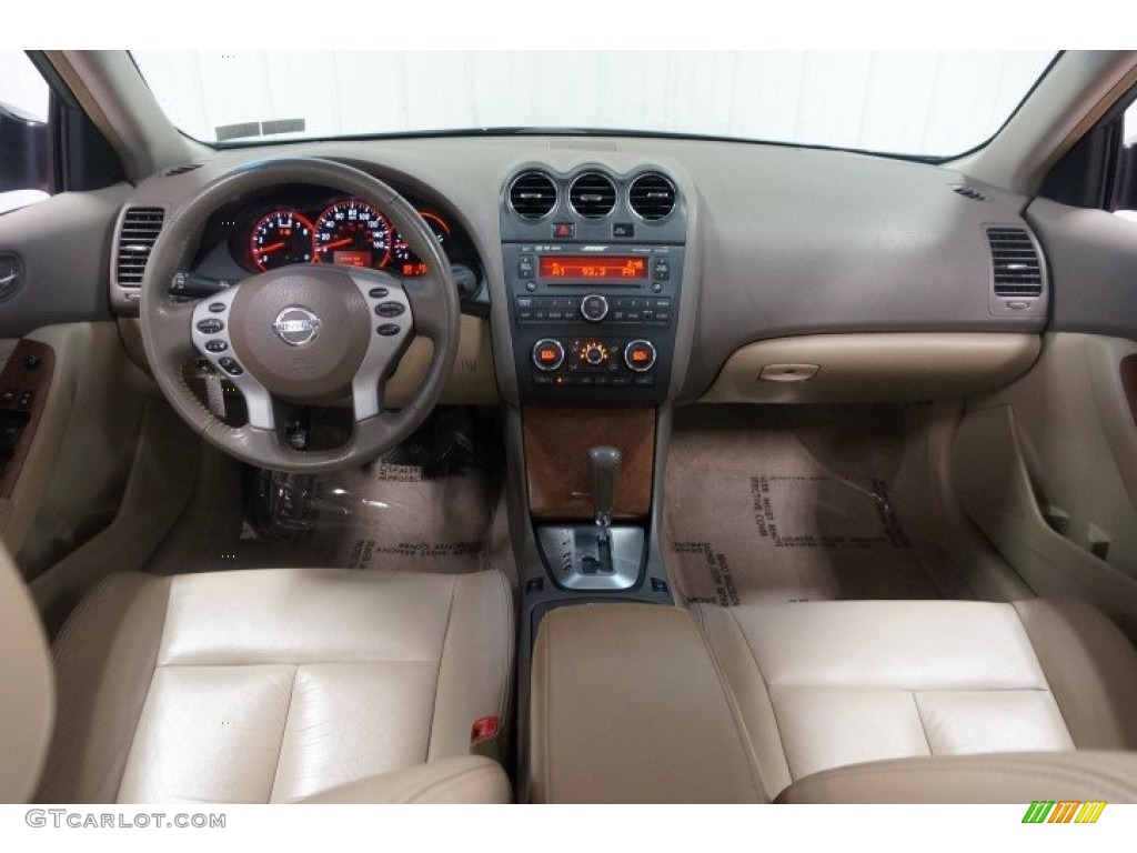 2007 Nissan Altima 2 5 Sl Interior Photos Gtcarlot Com