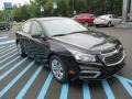 Black Granite Metallic 2016 Chevrolet Cruze Limited LS Exterior