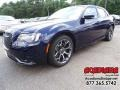 2015 Jazz Blue Pearl Chrysler 300 S #105716578