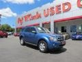 2009 Sport Blue Metallic Ford Escape XLT  photo #2