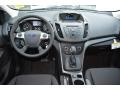 Charcoal Black Dashboard Photo for 2016 Ford Escape #105763774