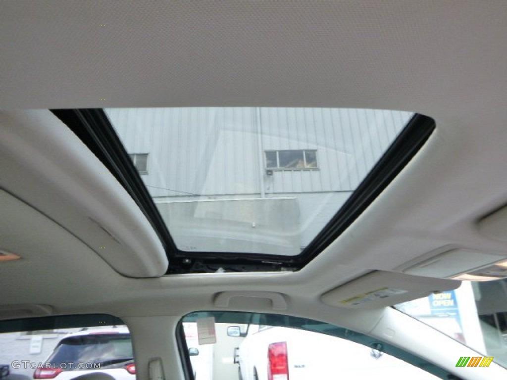 2013 CR-V EX AWD - White Diamond Pearl / Gray photo #11