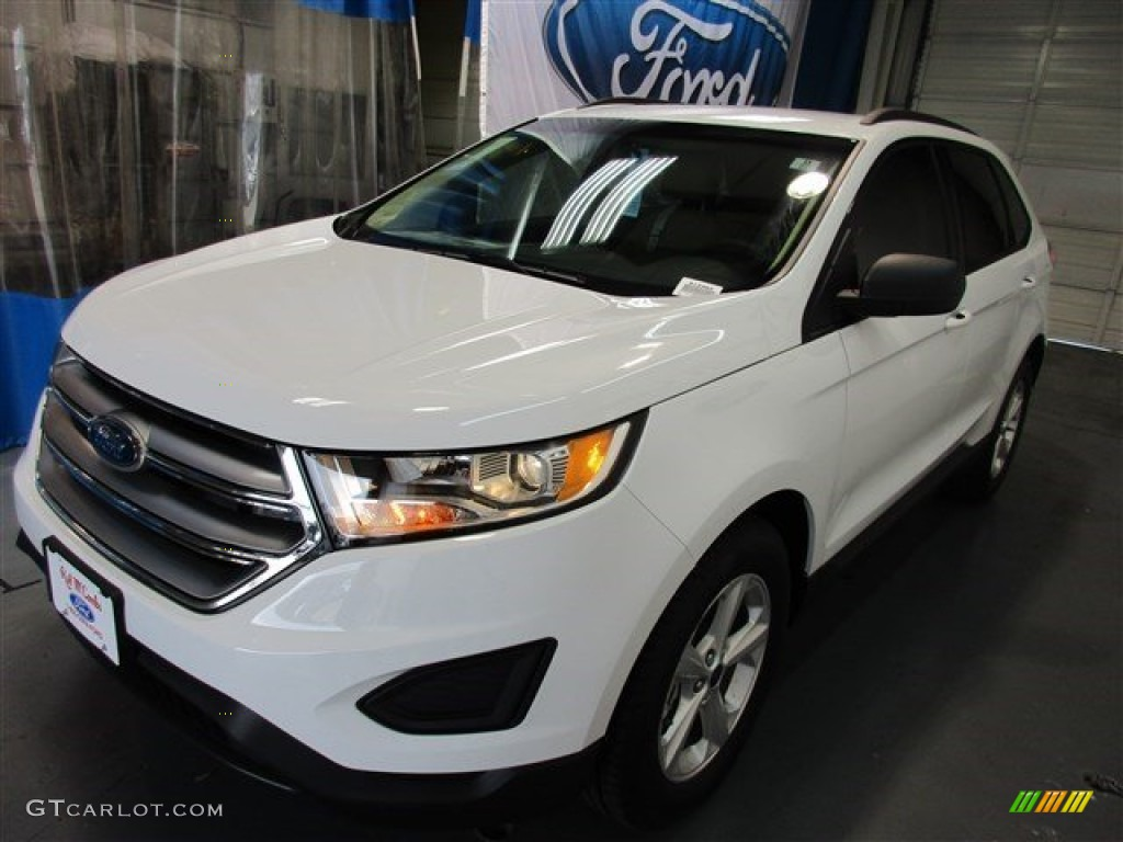 2015 oxford white ford edge se 105779252 photo 3 car color galleries. Black Bedroom Furniture Sets. Home Design Ideas