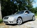 Front 3/4 View of 2005 CL 600