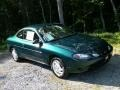 Tropic Green Metallic 2001 Ford Escort Gallery