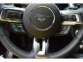 2015 Ford Mustang Ceramic Interior Steering Wheel Photo