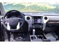 2015 Toyota Tundra Graphite Interior Dashboard Photo