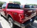 Ruby Red Metallic - F150 King Ranch SuperCrew 4x4 Photo No. 5