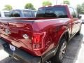 Ruby Red Metallic - F150 King Ranch SuperCrew 4x4 Photo No. 6