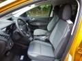 Charcoal Black Interior Photo for 2016 Ford Escape #105825955