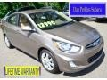 Mocha Bronze 2012 Hyundai Accent GLS 4 Door