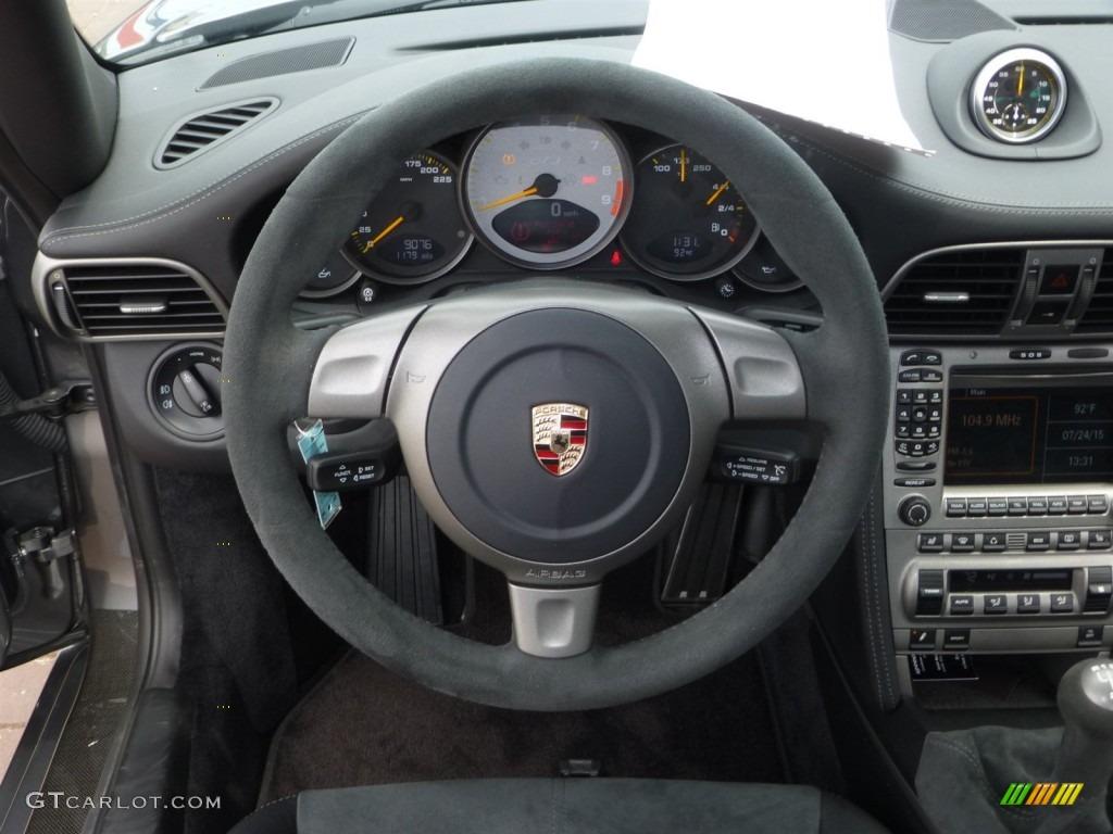 2007 Porsche 911 GT3 Steering Wheel Photos