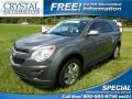 Ashen Gray Metallic 2013 Chevrolet Equinox LT