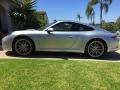 2014 GT Silver Metallic Porsche 911 Carrera Coupe #105870762