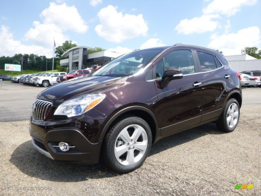 convenience encore test driving suv review rapha created l leather awd with buick road reviews